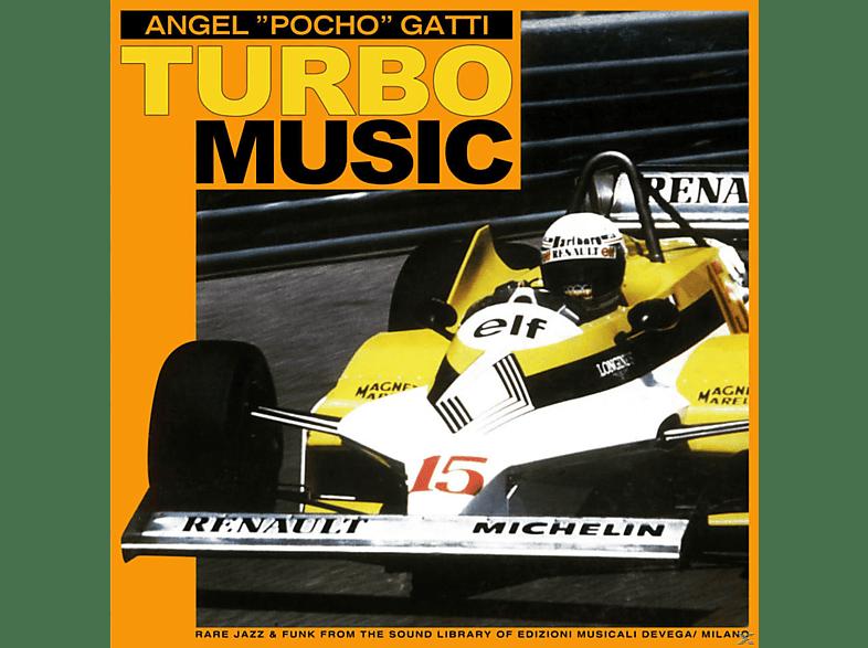 Pocho Gatti - Turbomusic [Vinyl]