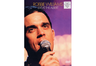 Robbie Williams - Live At The Albert - (DVD)
