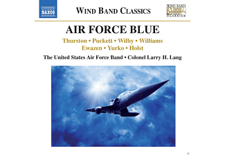 United States Air Force Band - Air Force Blue: Musik Für Bläser - (CD)