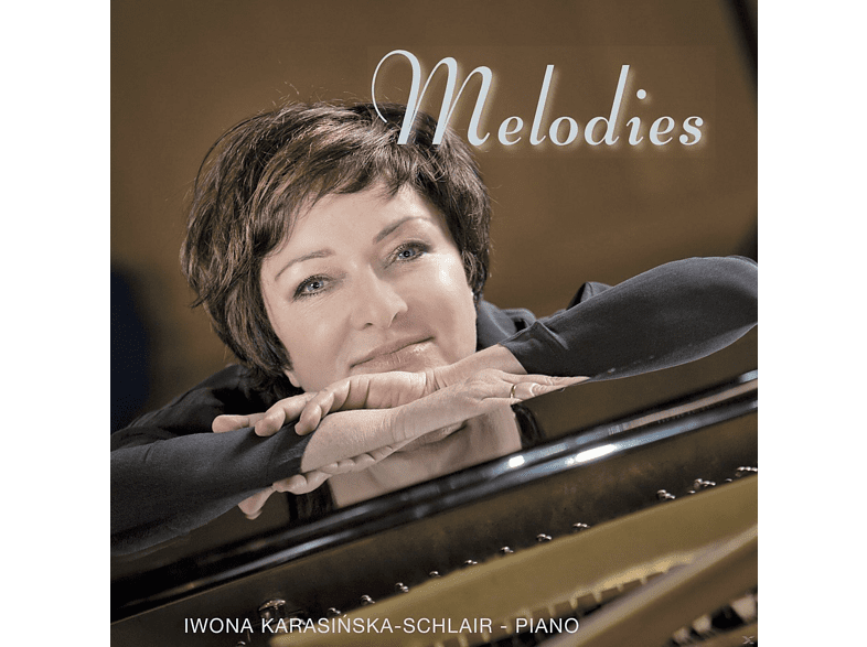 Iwona Karasinska-schlair - Melodies [CD]