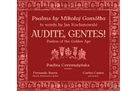 Ceremuzynska Paulina - Audite, Gentes! [CD]