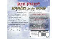Red Priest, Piers Adam (Fl), Julia Bishop (Vl), An - Handel In The Wind [CD]
