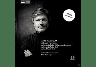James MacMillan & Netherlands Radio Chamber Philh. - Macmillan: St Luke Passion  - (SACD)