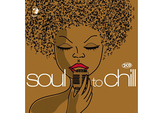 VARIOUS - Soul To Chill  - (CD)