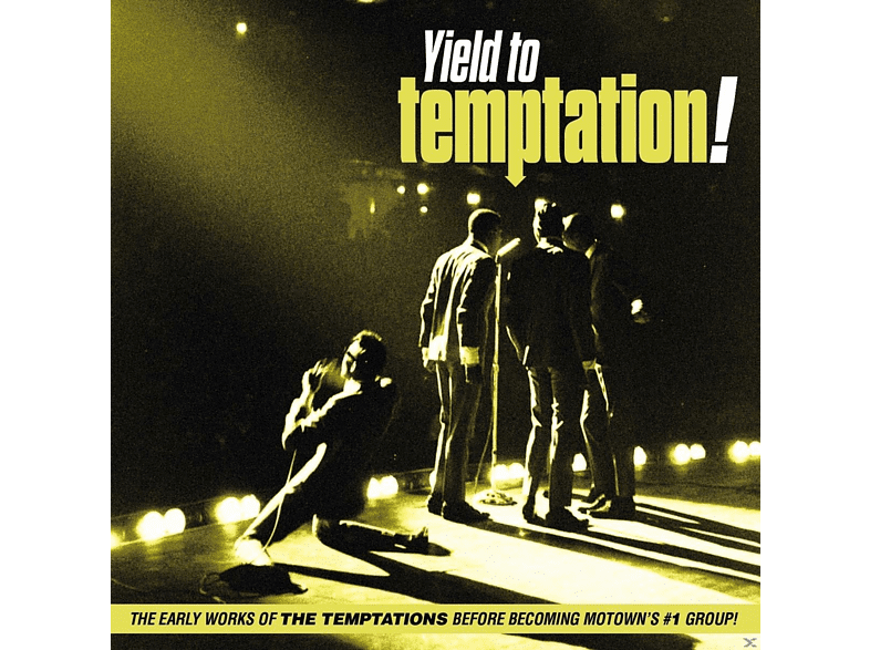 The Temptations - Yield To Temptation! (The Early Works Of...) [CD]
