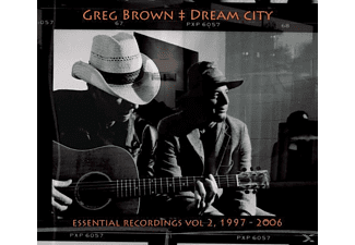 Greg Brown - Dream City-Essential Recordings Vol.2, 1997-200  - (CD)