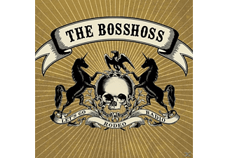 The Bosshoss - RODEO RADIO [CD]