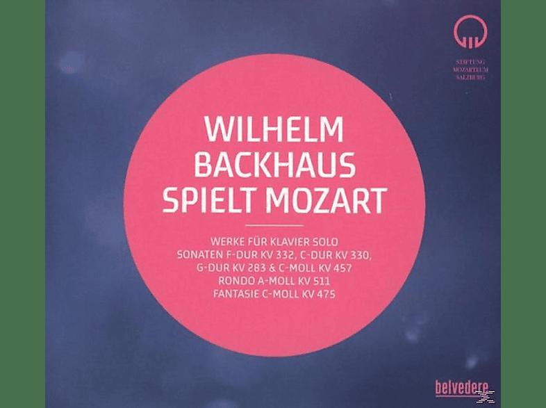 Wilhelm Backhaus - Werke Für Klavier Solo [CD]