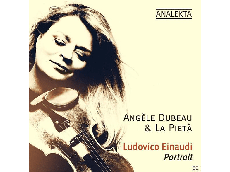 Angele & La Pieta Dubeau - Portrait [CD]