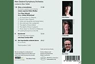 New Zealand Symphony Orchestr Helen Medlyn (sopr) - Alice/Karohirohi/The Improbable Ordered Dance [CD]