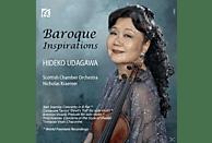 Hideko Udagawa (Vl), Scottish Chamber Orchestra, N - Baroque Inspiration [CD]