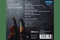 Charles-Antoine Duflot - Le Corps Des Cordes [CD]