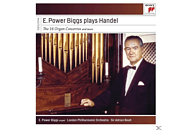E. Power Biggs - E.Power Biggs Plays Händel - The 16 Concertos [CD]