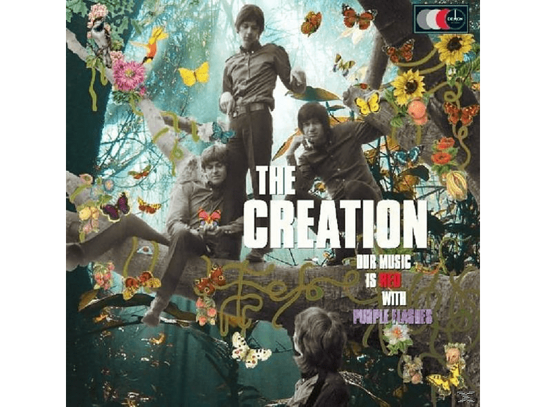 The Creation - Purple Lashes [Vinyl]