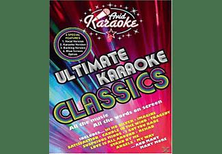 VARIOUS - Ultimate Karaoke Classics  - (DVD)