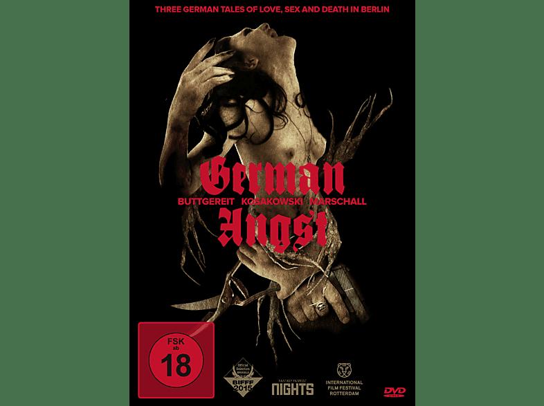 German Angst (Uncut) [DVD]