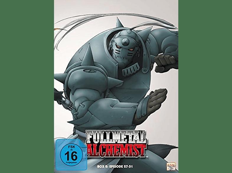 Fullmetal Alchemist - Box 2 (27-51) [DVD]