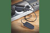 OEHLBACH Kompakter Bluetooth-Sender mit aptX-Technologie und Dual Pairing BTT 5000 Bluetooth-Sender, Schwarz