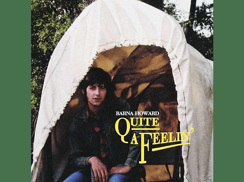Barna Howard - Quite A Feelin' [CD]