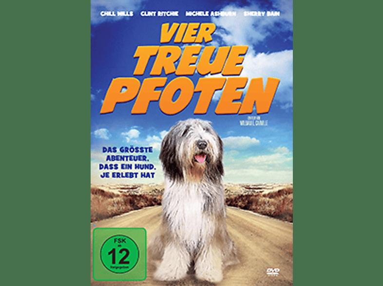 Vier treue Pfoten [DVD]
