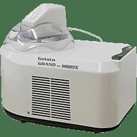 NEMOX 36500750 Gelato Grand Clear Eismaschine (140 Watt, Weiß/Transparent)