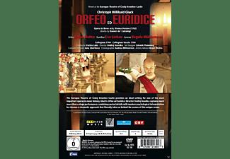 Mehta/Liebau - Orfeo ed Euridice - A film by Ondřej Havelka  - (DVD)