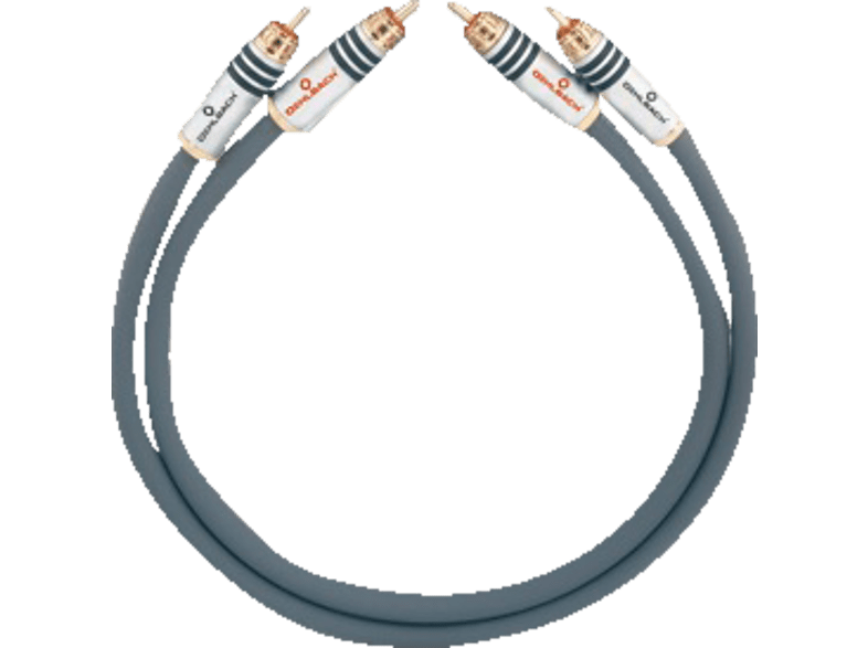 OEHLBACH 2087 NF 14 MASTER SET Audio Kabel, Anthrazit
