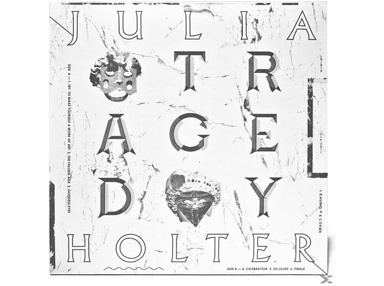 Julia Holter - Tragedy [LP + Download]