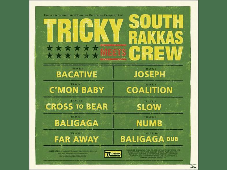 Tricky & South Rakkas Crew - Tricky Meets South Rakkas Crew [CD]