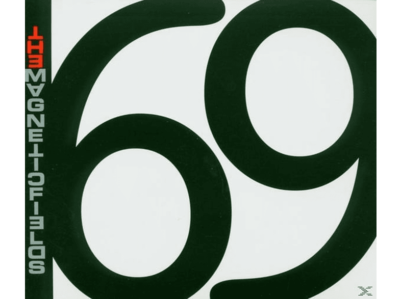 The Magnetic Fields - 69 Love Songs [CD]