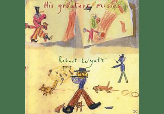 Robert Wyatt - His Greatest Misses  - (CD)