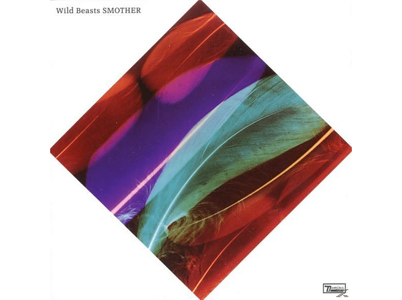 Wild Beasts - Smother [CD]