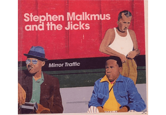 Stephen & The Jicks Malkmus, Stephen Malkmus And The Jicks - Mirror Traffic - (CD)