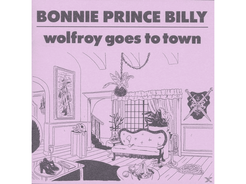 Bonnie Prince Billy - Wolfroy Goes To Town [CD]