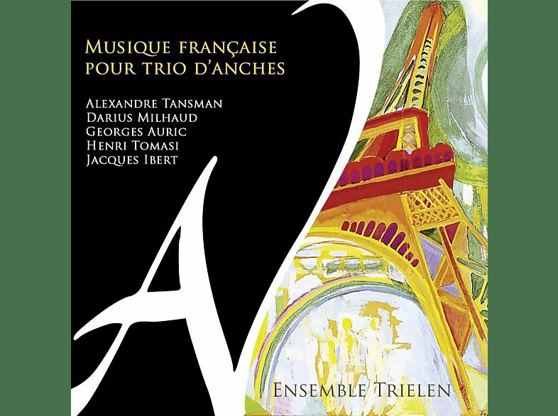 Ensemble Trielen - Musique Française Pour Trio D'anches [CD]