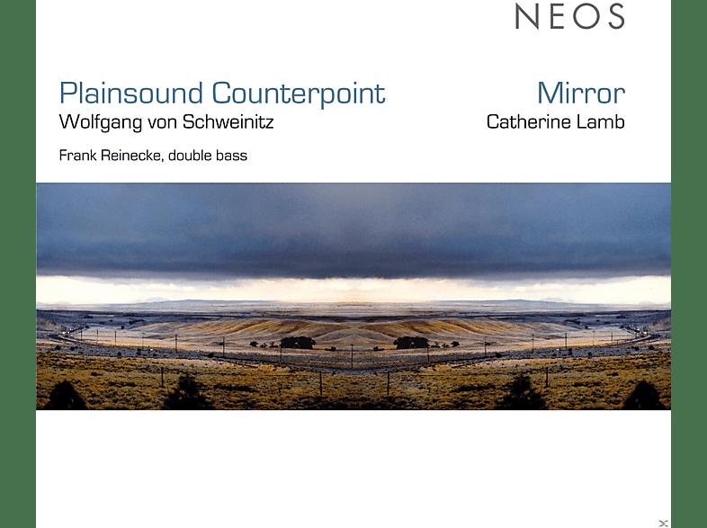 Frank Reinecke - Plainsound Counterpoint / Mirror [CD]