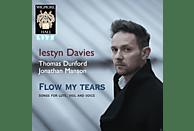 Jonathan Manson, Iestyn Davies, Thomas Dunford - Flow My Tears - Wigmore Hall [CD]