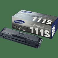 SAMSUNG MLT-D111S Original Toner und Bildtrommel, Schwarz
