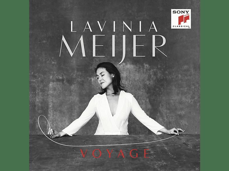 Lavinia Meijer, Amsterdam Sinfonietta - Voyage [CD]