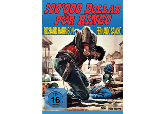 100.000 Dollar für Ringo DVD