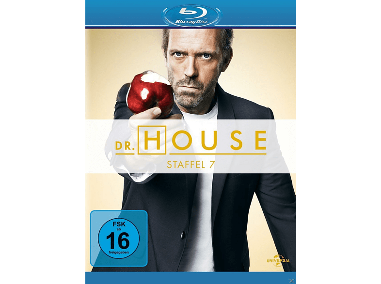 Dr. House - Staffel 7 [Blu-ray]