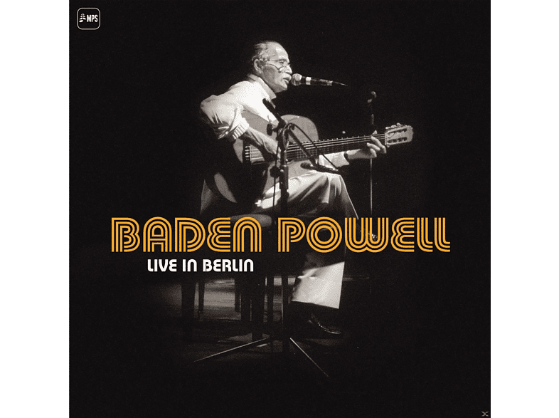Baden Powell - Live In Berlin [Vinyl]
