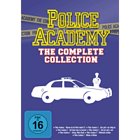 Police Academy - Complete Collection 1-7  [DVD]