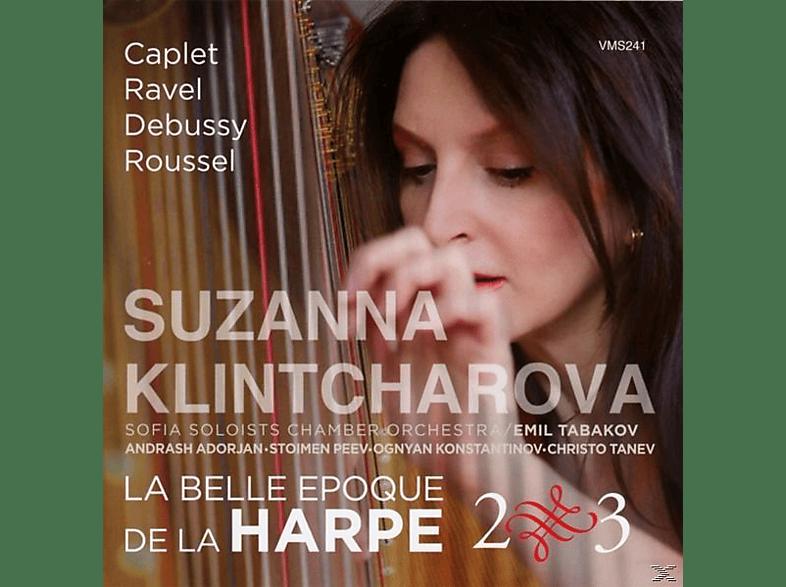 Suzanna Klintcharova - La Belle Epoque De La Harpe [CD]