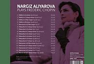 Nargiz Aiyarova - Nargiz Aliyarova Plays Frédéric Chopin [CD]