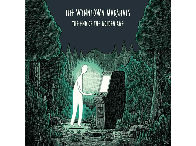 The Wynntown Marshals - The End Of The Golden Age [CD]