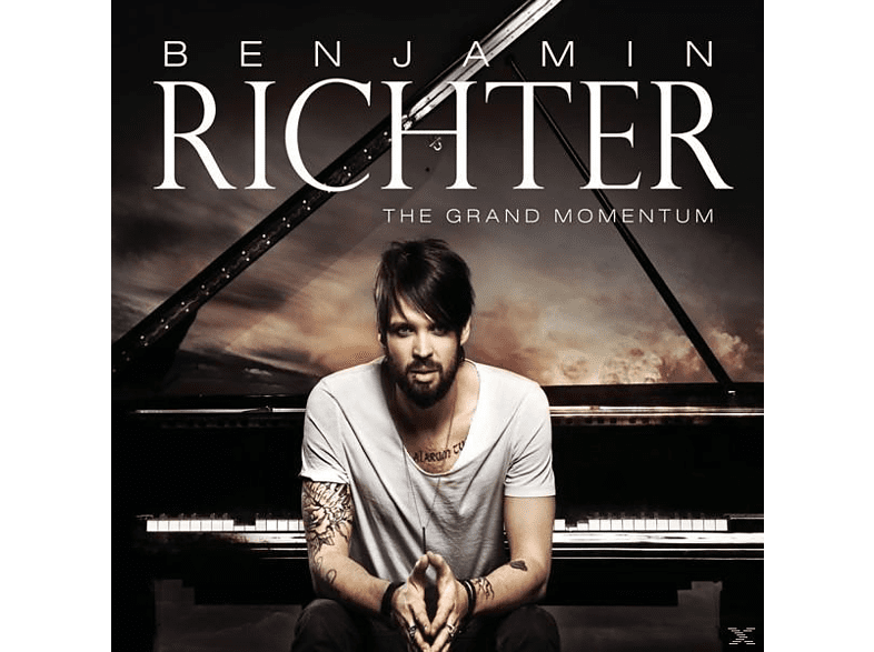 Benjamin Richter - Piano Mortem [CD]
