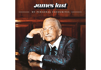 James Last - My Personal Favourites - (CD)