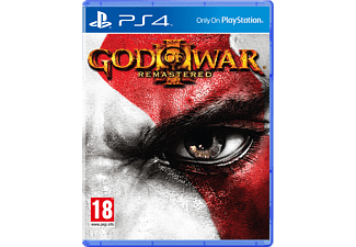 God of War 3: Remastered PlayStation 4