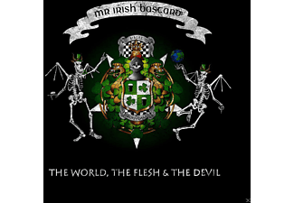 Mr. Irish Bastard - The World, The Flesh & The Devil (Limited Fan Box) - (CD)